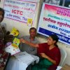IEC campaign in bricks site at WARDHA